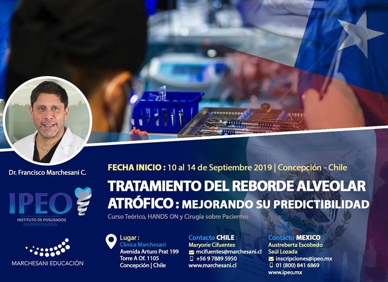 IPEO Marchesani septiembre 2019 Concepción Chile